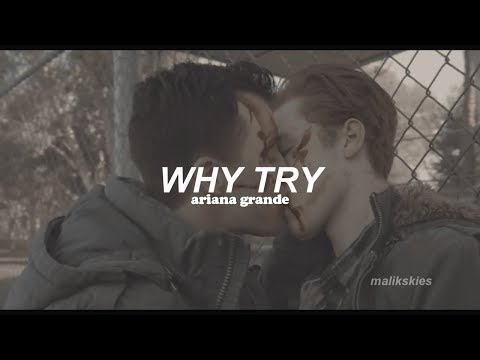 Ariana Grande - Why Try (Traducida Al Español)