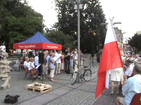 Piechota - Maszerują strzelcy - Śpiewnik Polski - Szczecin 2014