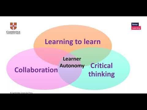 Encouraging Learner Autonomy - Samantha Lewis