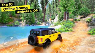 Top 15 Best OFFLINE Games for Android \u0026 iOS 2021 | 15 High Graphics OFFLINE Games for Android