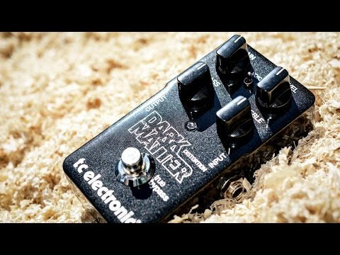 TC Electronic Dark Matter - Distortion Pedal Review