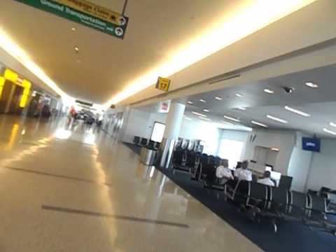 8b8822c22579 JetBlue Terminal 5 New York (JFK) Gates (8-21) - YouTube