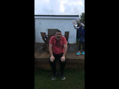 ALS ice bucket challenge nathan outlaw.