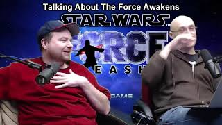 Rich Evans was right about Disney Star Wars All Along [Pre-Rec Highlight]
