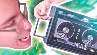 Build This RAZER Gaming PC in 26 Seconds
