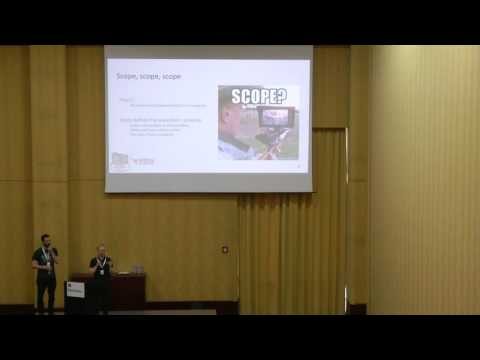 AppSecEU 16 - Grant McCracken, Shpend Kurtishaj - Running a bug bounty -  what you need to know.
