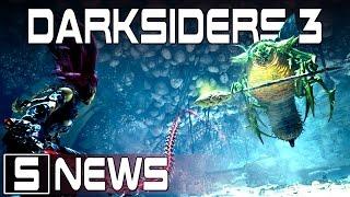 Darksiders 3 Gameplay Details & New Screenshots! - LOOK AT HER FACE - Darksiders 3 News