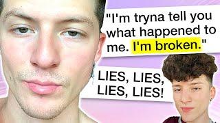 "Ondreaz Alleged Victim Shares Video: ""I'm Broken"", Tony Lopez & Thomas Petrou SPEAK UP"
