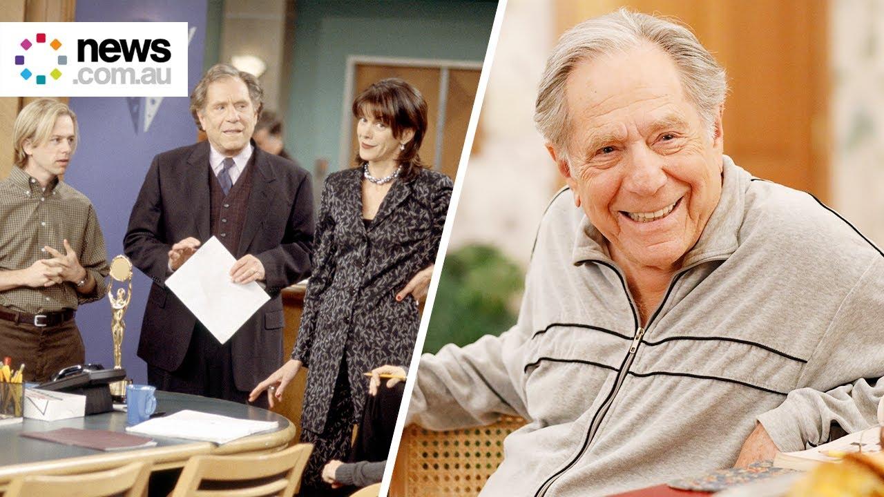 George Segal has died aged 87