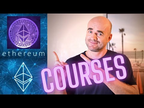 Best ETHEREUM BLOCKCHAIN COURSES and CERTIFICATIONS