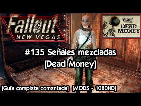 Fallout New Vegas | Gameplay Español con Mods 🎲 Guia completa #135 Señales mezcladas [Dead Money]