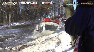 Rally Crash Compilation 2017 vol.1  MaxxSport
