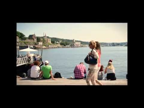Travel guide to the city of Oslo in Norway