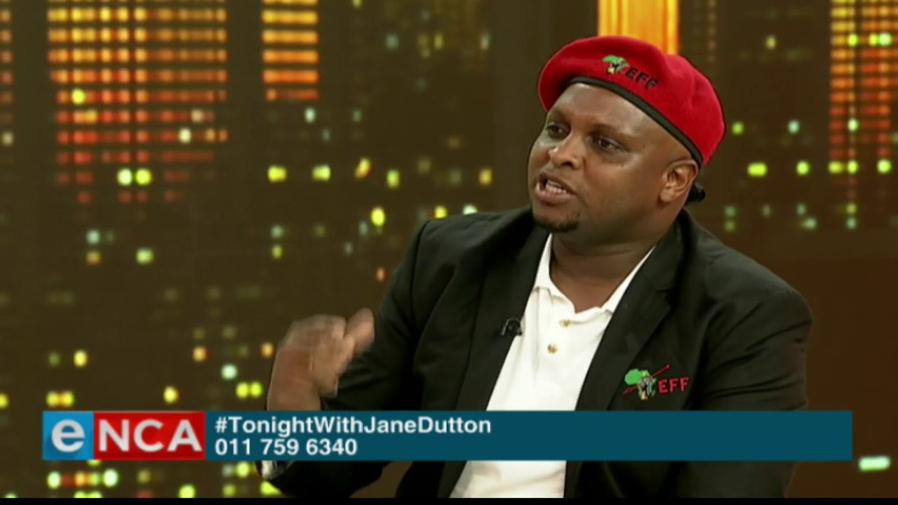 EFF's Shivambu on land expropriation without compensation