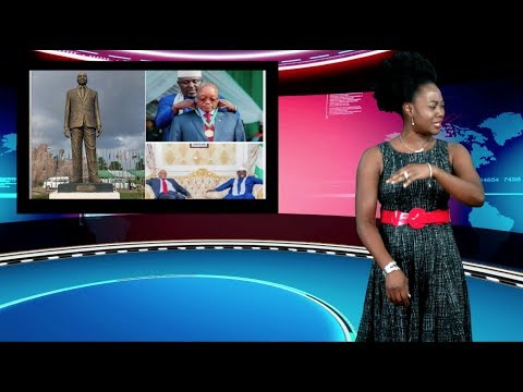 Keeping It Real With Adeola - 283 (Nigerian Gov. Okorocha Erects Statue Of Jacob Zuma; Togo Crisis)