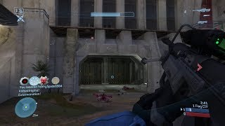 Halo 3 (MCC) Gameplay - Mutilating Players Who Just Picked up Halo 🙂😅