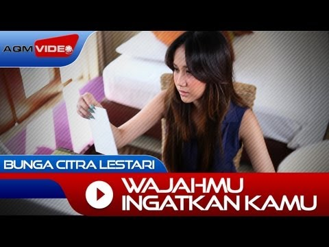 Bunga Citra Lestari - Wajahmu Ingatkan Aku | Official Music Video