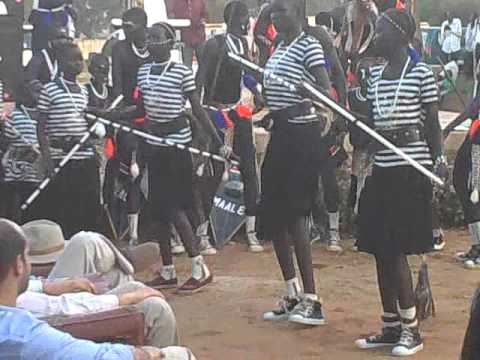 Juba south sudan dance