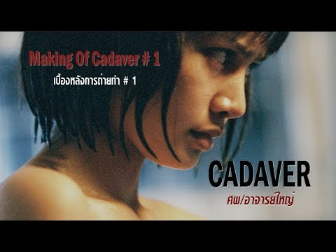 Cadaver 2006 Making of #1