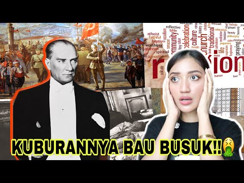DI AZAB KARENA MENGHANCURKAN OTTOMAN?? | #ceRita Mustafa Kemal Ataturk
