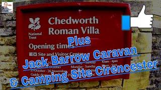 Chedworth Roman Villa - jack barrow caravan & camping site cirencester