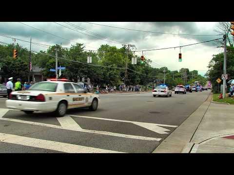 Sonny Kim Funural Procession - Montgomery, OH