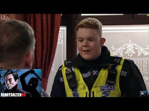 Coronation Street - Craig's First Night On The Job