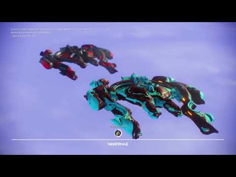 Hunting for Animo Nav Beacons on Warframe with Ghost!