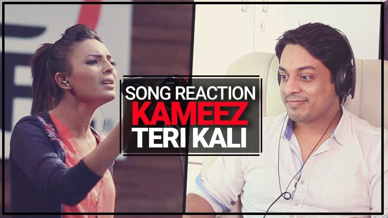 Kameez Teri Kaali Song Reaction | NESCAFE Basement Season 4, Episode 2 | Nescafe Pakistan |