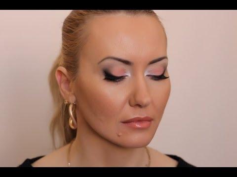 VLOG  Перманентный макияж бровей   Татуаж бровей