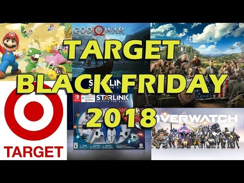 Target Black Friday 2018