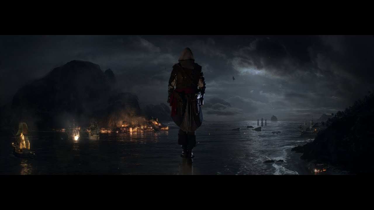 Defy official live action trailer assassins creed 4 black flag youtube premium voltagebd Gallery