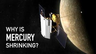 Planet Mercury Is Shrinking