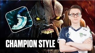 Miracle Dagger Life Stealer Champion Style Pro Player 7.06 - Dota 2