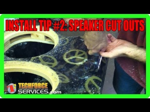 car-audio-install-tip-#2---perfect-fiberglass-speaker-hole-cut-outs-in-30-seconds!