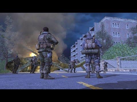 Russian Invasion Of Estonia  - Call Of Duty 4 Modern Warfare Custom Mission