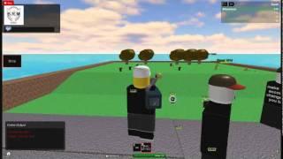 Reddeadrevenge24's ROBLOX video