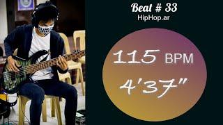 El bajo al ritmo del Trap [Beat # 33] #Rap #HipHop #Trap #HipHopBeats