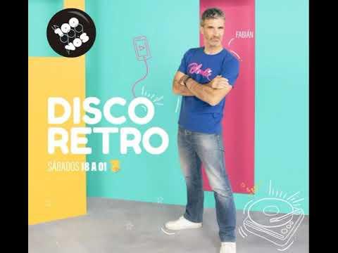 La 100 FM 99.9 Buenos Aires - Disco Retro con Fabián Cerfoglio - La Hora de los 80´s - 2020