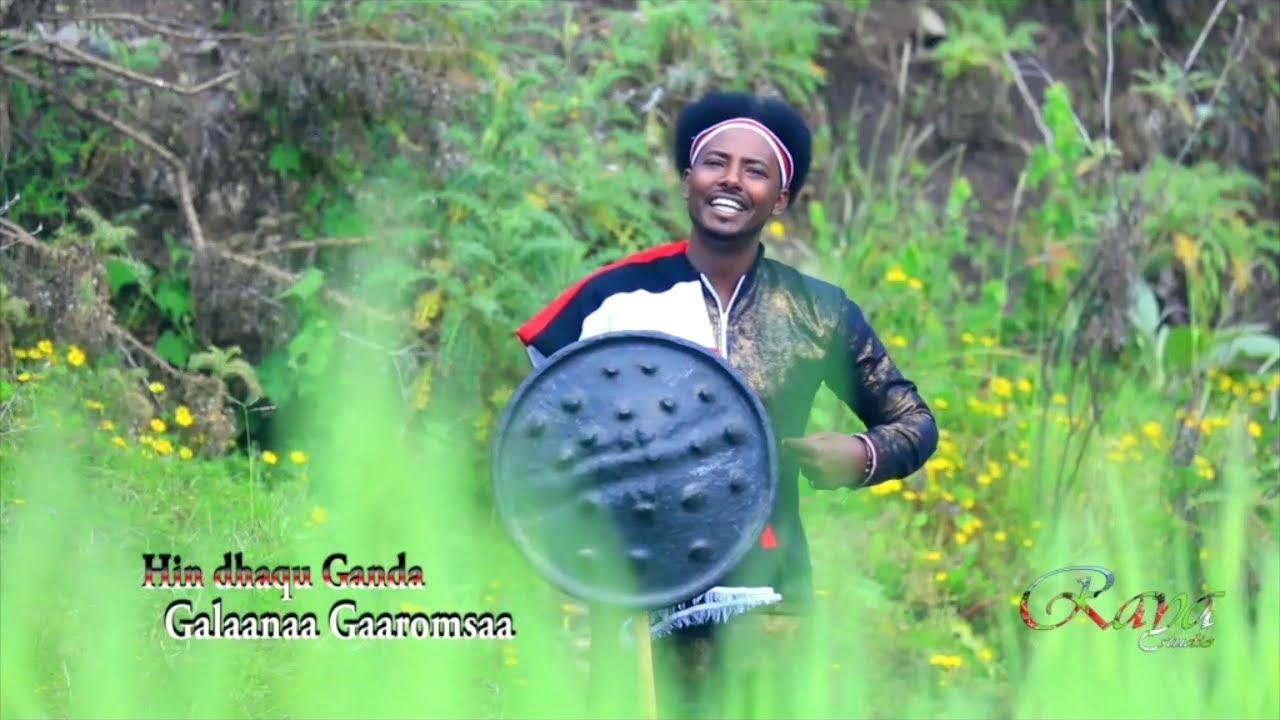 Galaanaa Gaaromsaa: Hin Dhaqu Ganda ** NEW 2017 Oromo Music ** by RAYA Studio