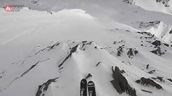 GoPro run Yann Rausis - 5th - FWT18 Xtreme Verbier Switzerland