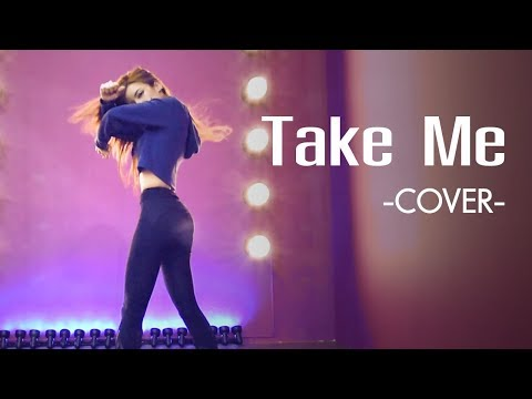 Take Me - Miso (LISA Solo Stage) Dance Cover I LEEAH