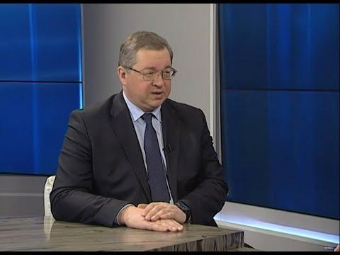 Интервью: Вадим Янин, и.о. министра здравоохранения Красноярского края