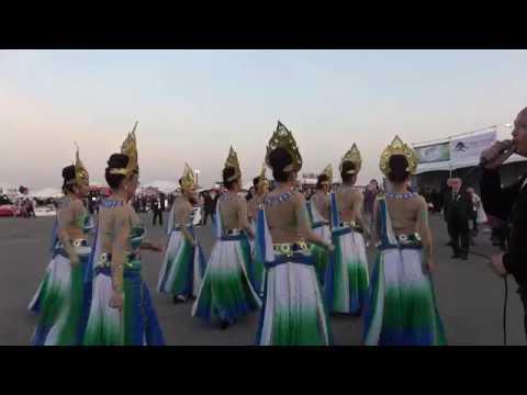 """Fresno New Year 2018 - """"Mulan Dance""""  - Amazing Love"""