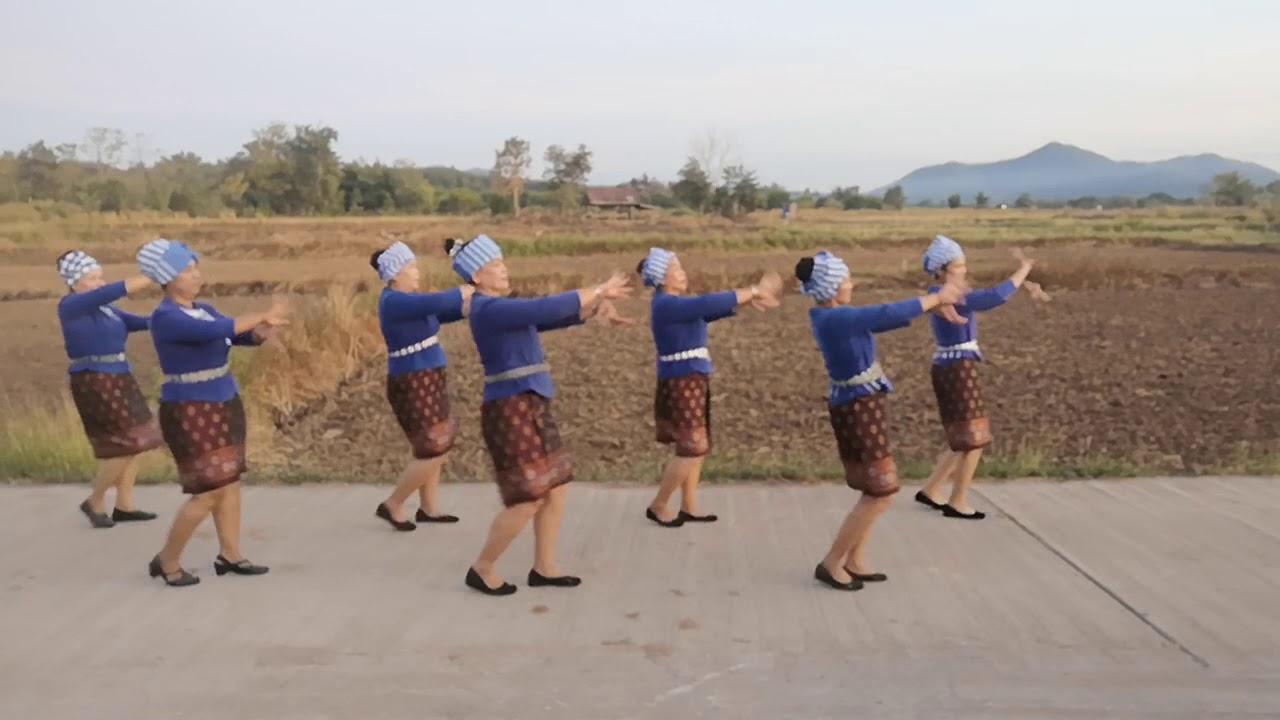 สาละวันรำวง-อังคนางค์ คุณไชย+รุ่งฟ้่า กุลาชัย#มักม่วนชวนเต้น