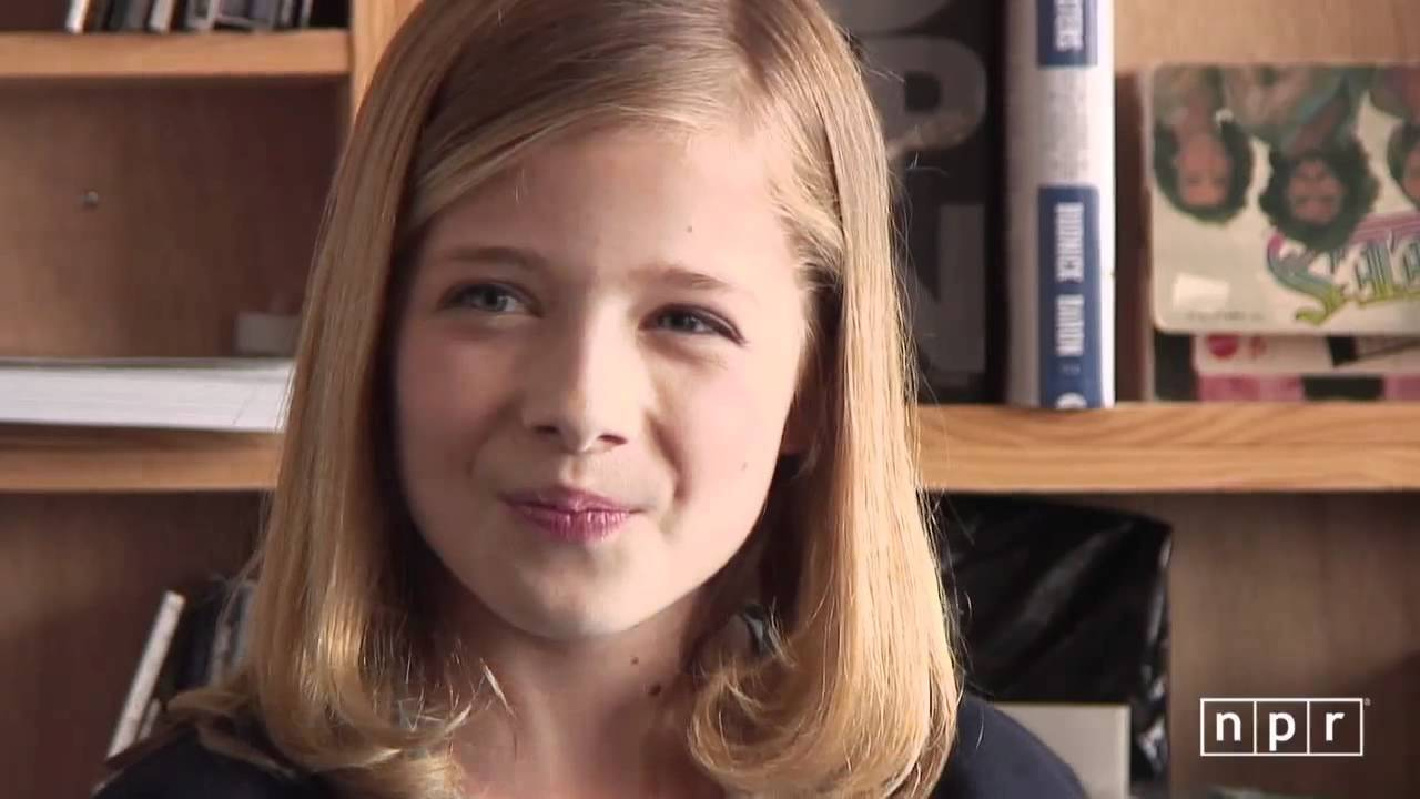 Jackie Evancho OMF TDC NPR Tiny Desk Concert - YouTube