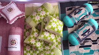Sofa covers, Dining table cover \\ Nampally exhibition 2019 \\numaish- Hyderabad