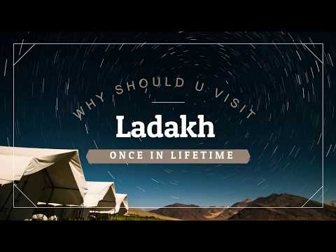 Once In Lifetime LADAKH | The Land of High Passes |