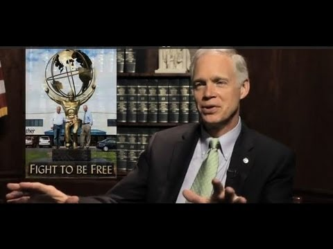Interview: Sen. Ron Johnson and Atlas Shrugged