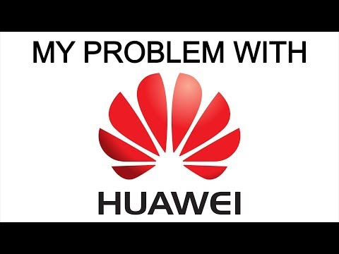 My last video about Huawei
